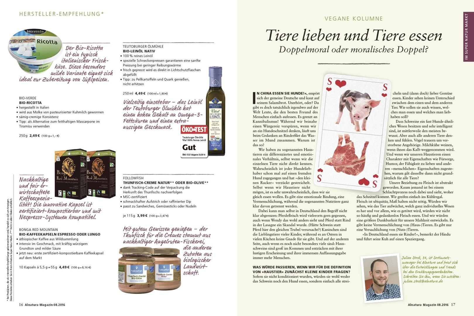 olivenöl test alnatura